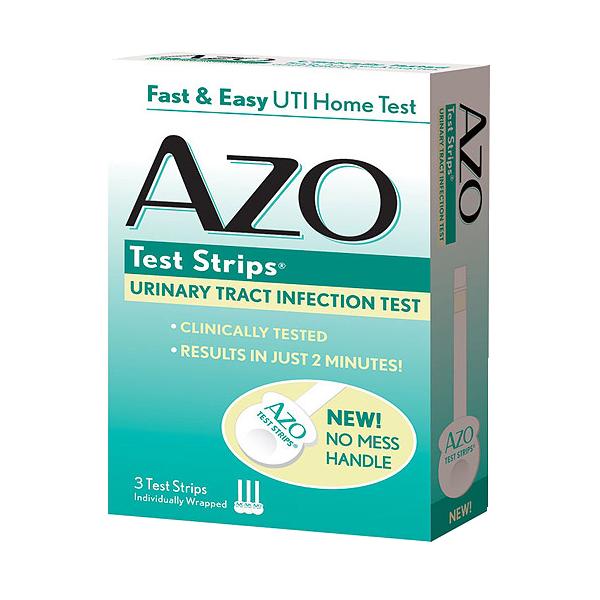 AZO Urinary Tract Infection Test Strips_3   Pharma 4 Athletes