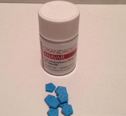 Anavar 25mg x 100tabs ( ASlabs) | Pharma 4 Athletes