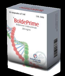 Boldeprime Boldenone 200 mg/ml (Eminence Labs)