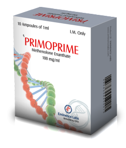 Primoprime Methenolone Enanthate100 mg/ml (Eminence Labs)